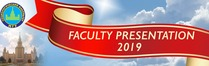 FACULTY PRESENTATION 2019
